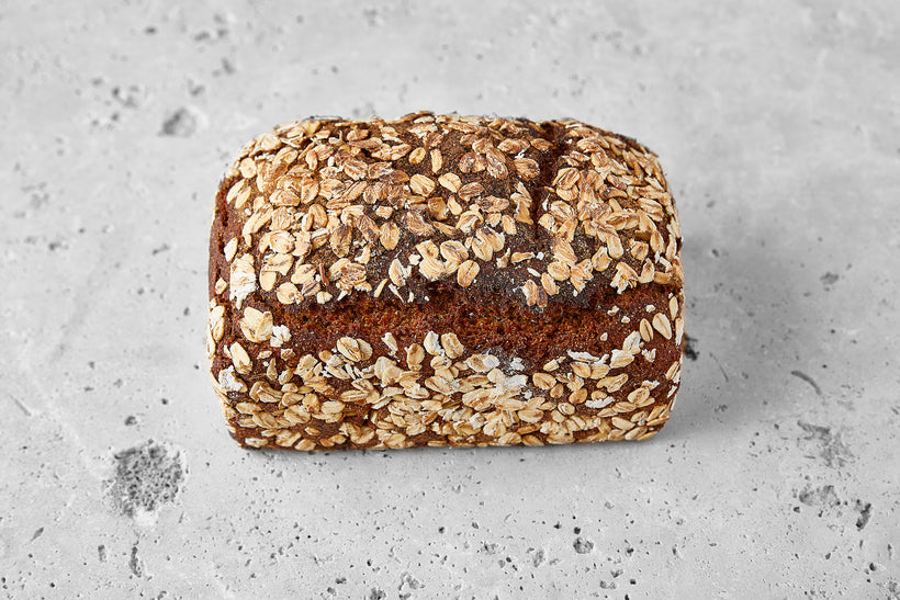 Nordic Rye 'Loaf Story'