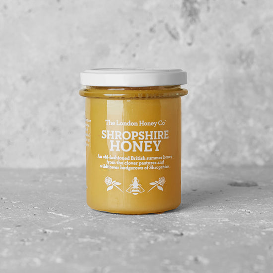 Shropshire Summer (Creamed Honey)