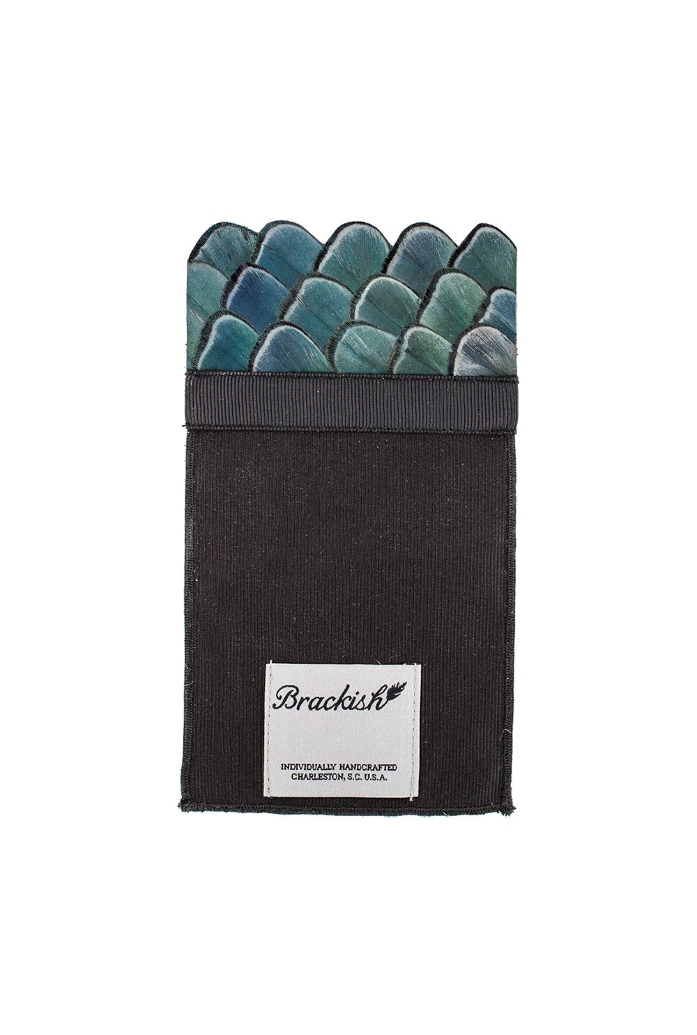 Granite Pocket Square