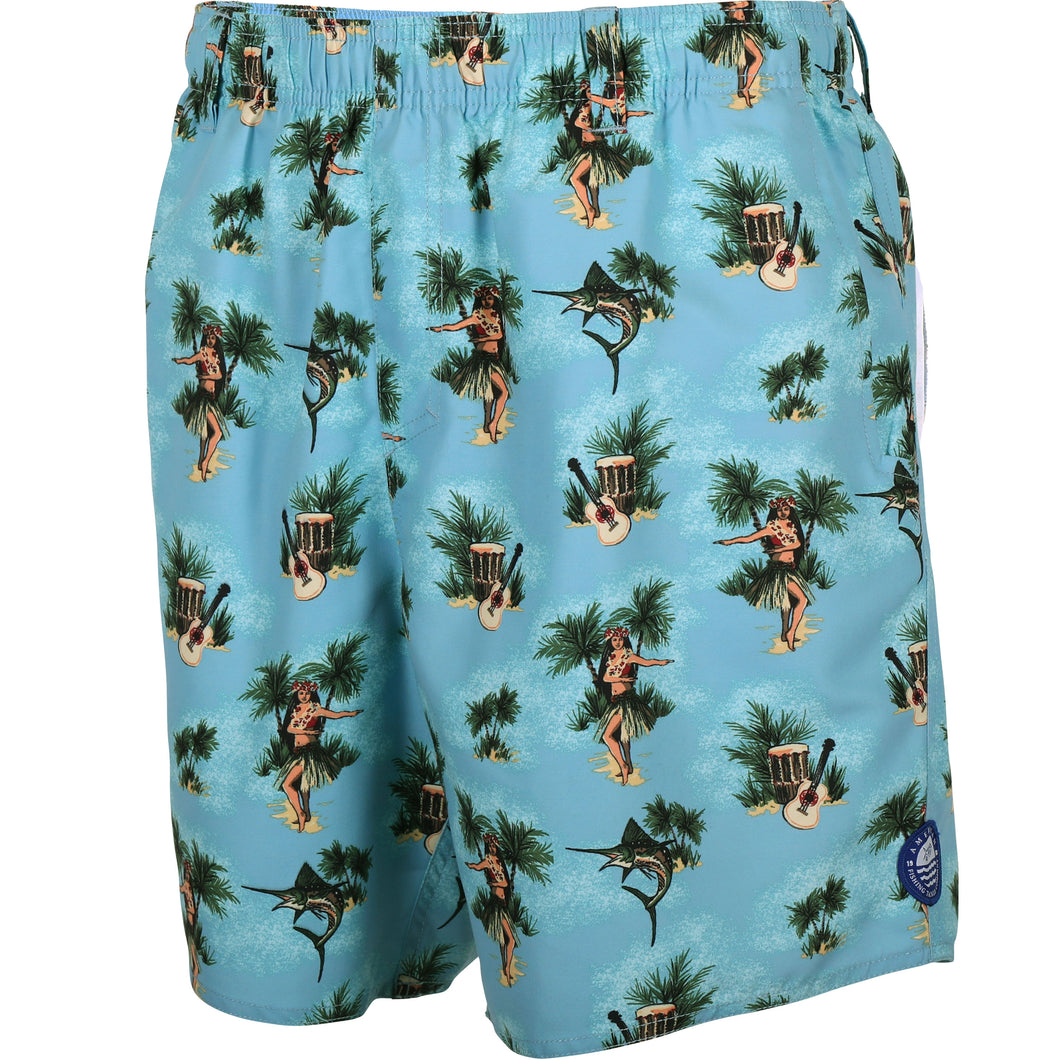 Boatbar Swim Trunks