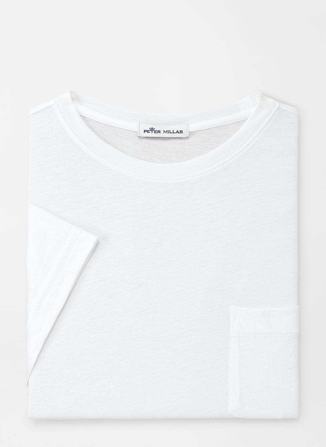 Seaside Summer Soft Pocket Tee