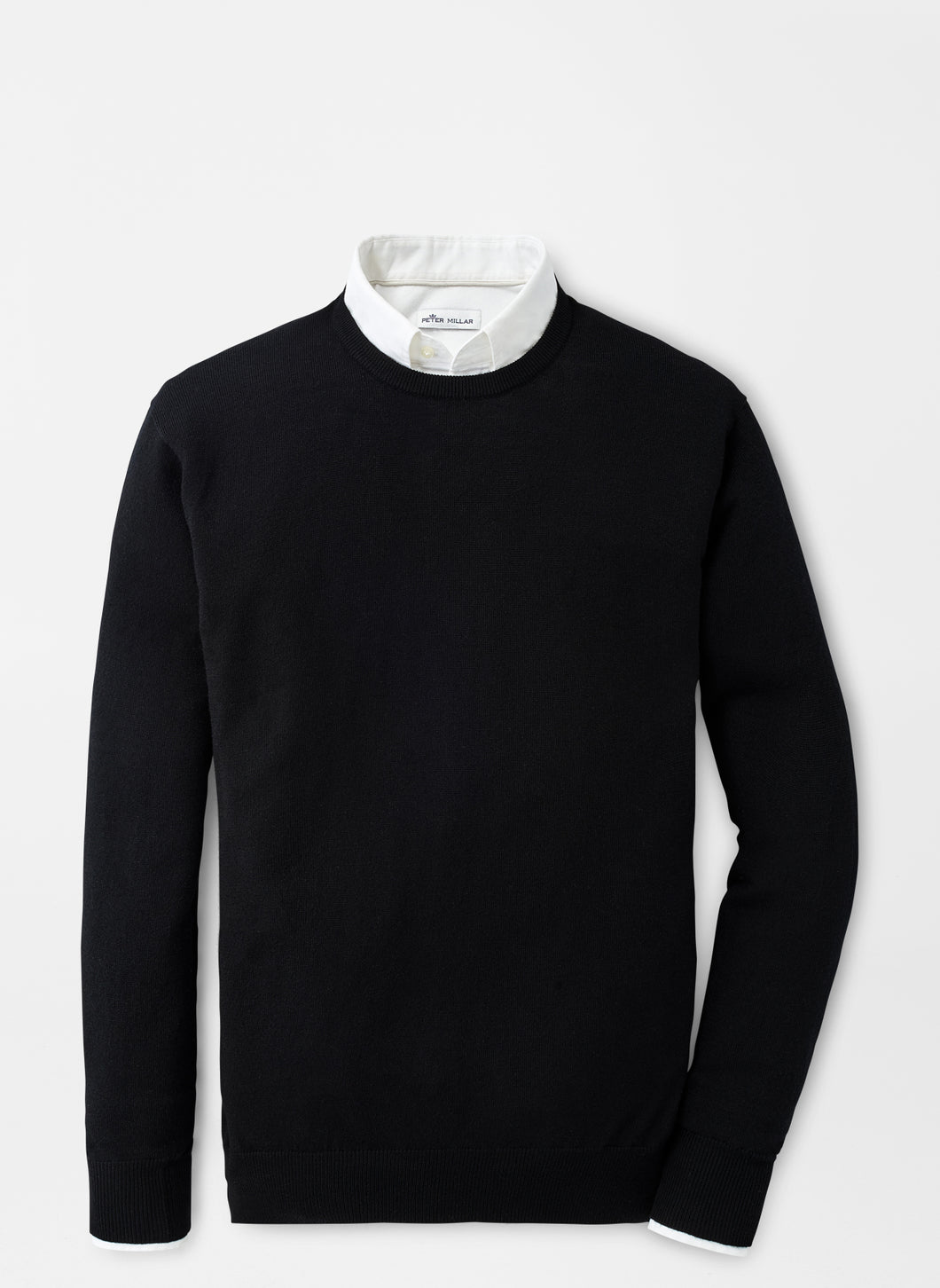 Crown Soft Crew Sweater