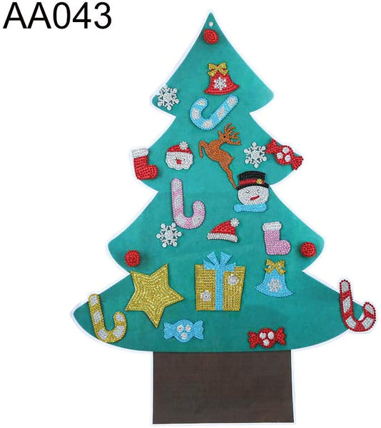 Christmas Tree Giant Decal/Sticker