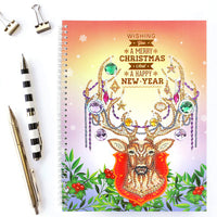 Christmas Diamond Painting Journals