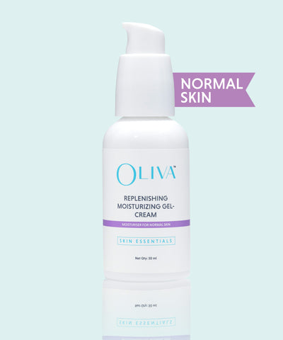 Oliva Replenishing Moisturising Gel - Normal Skin 50g