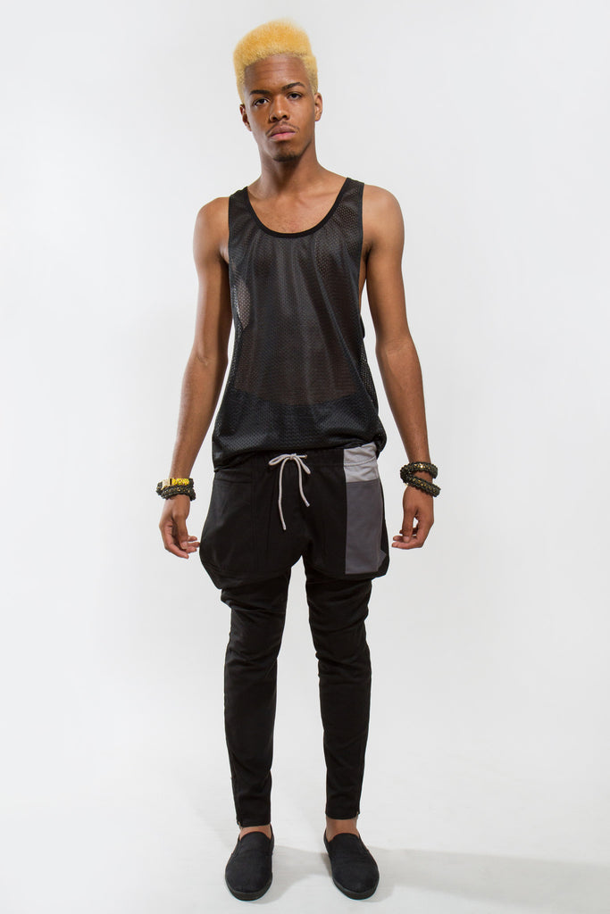 QUARTER JODHPUR PANTS - pants - STREETWEAR - NYC - MOVES