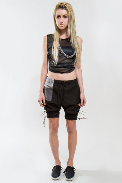 JODHPUR SHORTS | 2X TOGGLE ADJUSTMENT | WOMENS - Shorts - STREETWEAR - NYC - MOVES