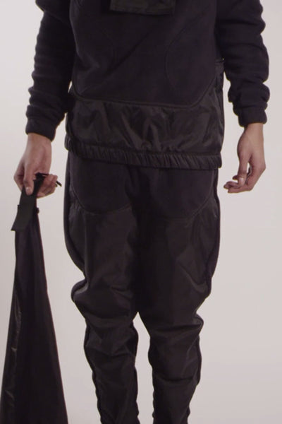 Polar/Waterproof Nylon Pants with Rainskirt - Pants - STREETWEAR - NYC - MOVES