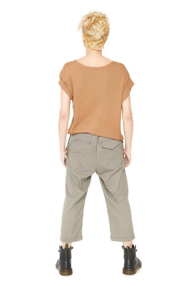 Button Fly Pants