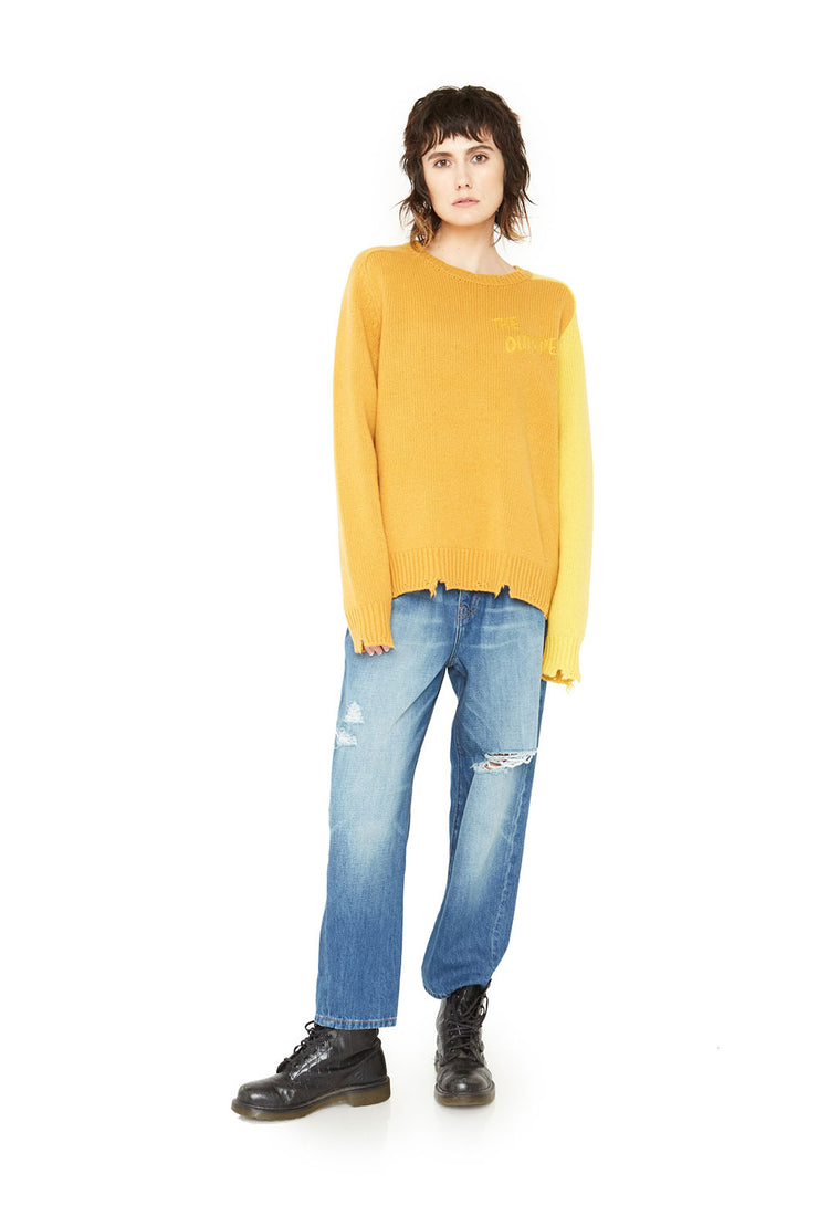 The Outsider Cashmere Sweater