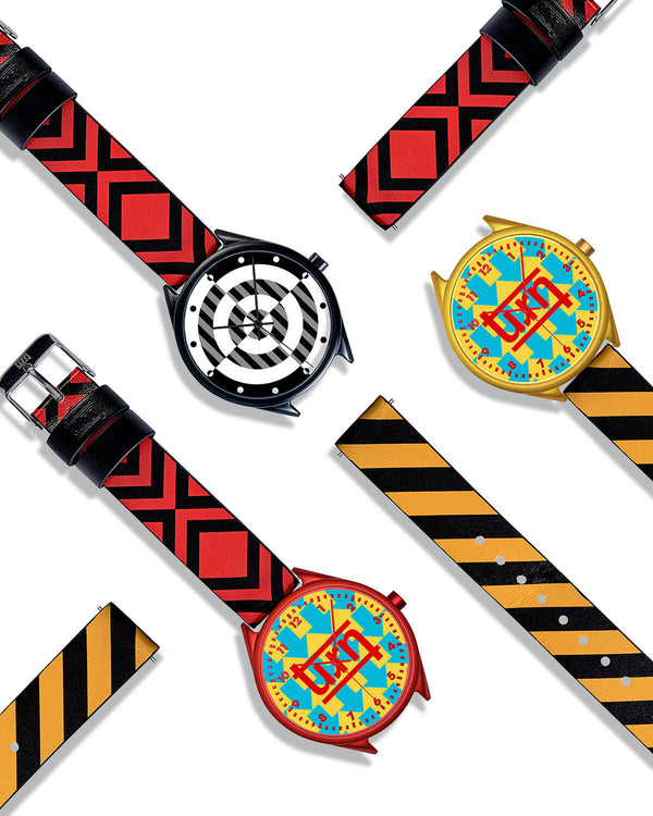 Lion Oil | Watch Strap