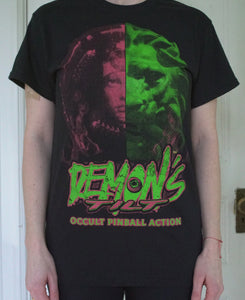 DEMON'S TILT Short Sleeve T-Shirt (LILITH/LEO)