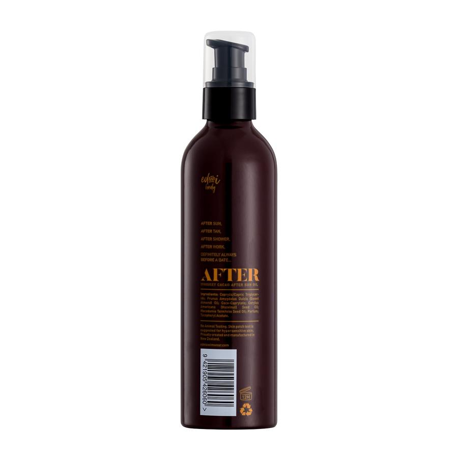 ED&I BODY - AFTER BODY OIL