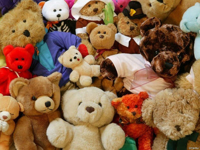 5 reasons why children love stuffed toys