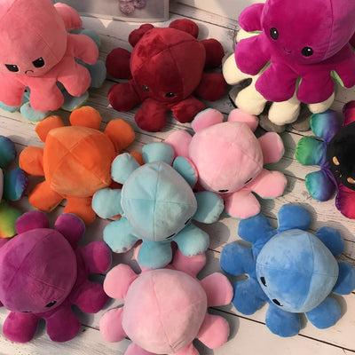 4 reasons why the Pulpy reversible octopus plush is good for your child