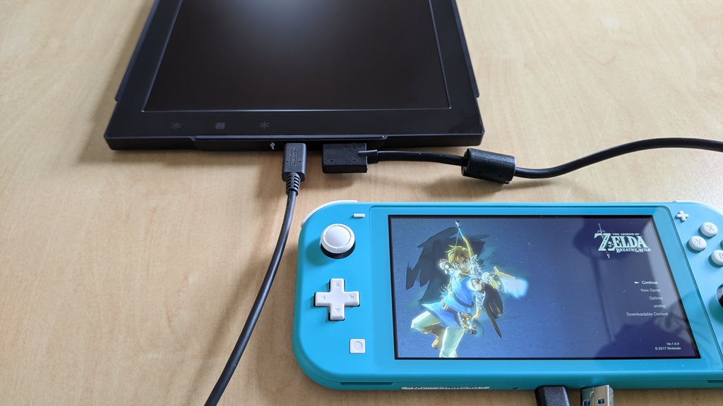 Use Mobile Pixels Trio Max With Nintendo Switch