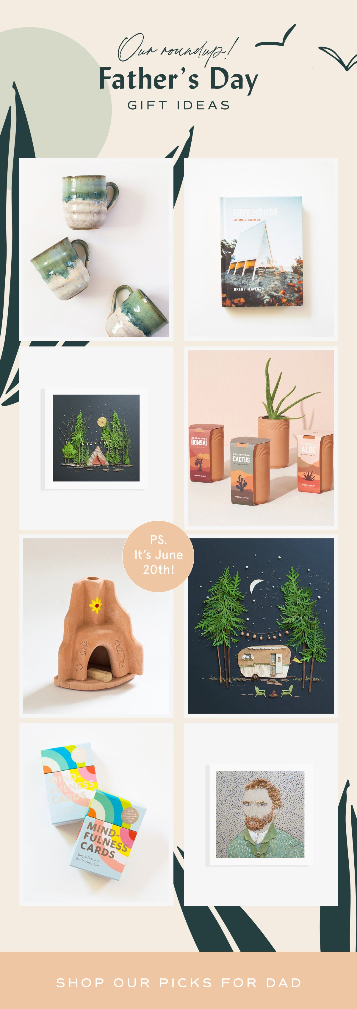 Father's Day Gift Ideas | Sister Golden