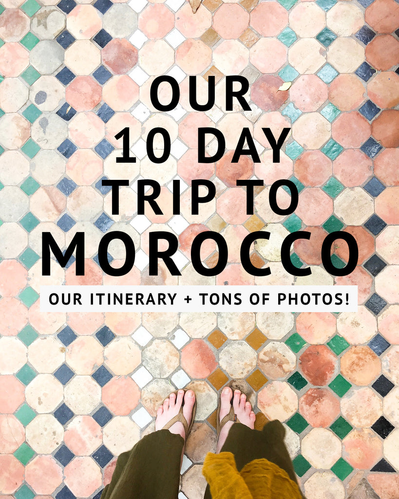 What to do in Morocco_Travel guide to Morocco_Travel to Marrakech_Blogger guide to Morocco_sistergolden.com