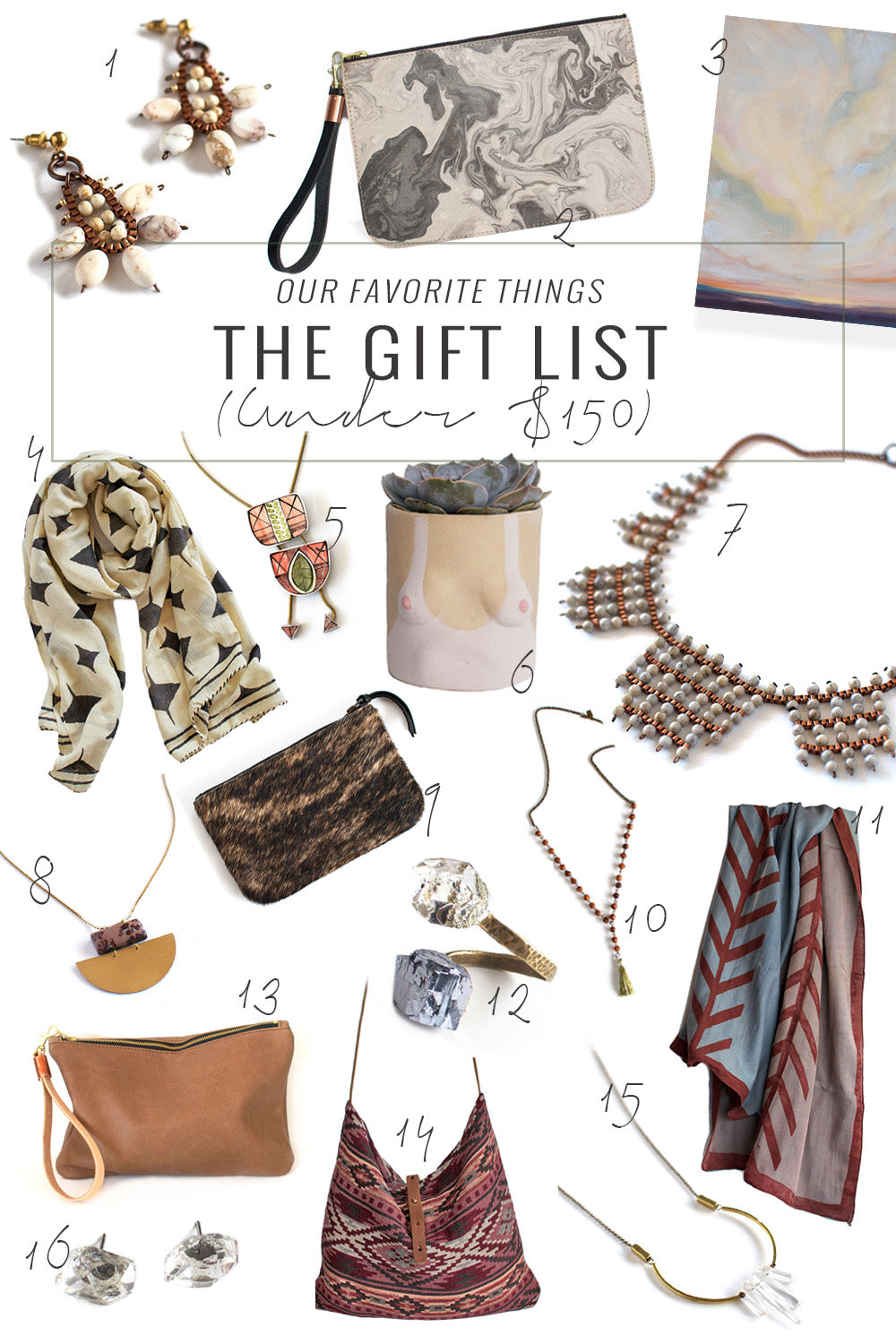 Sister Golden Gift Guide Under $150
