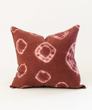 Tulum Shibori Pillow - Sister Golden