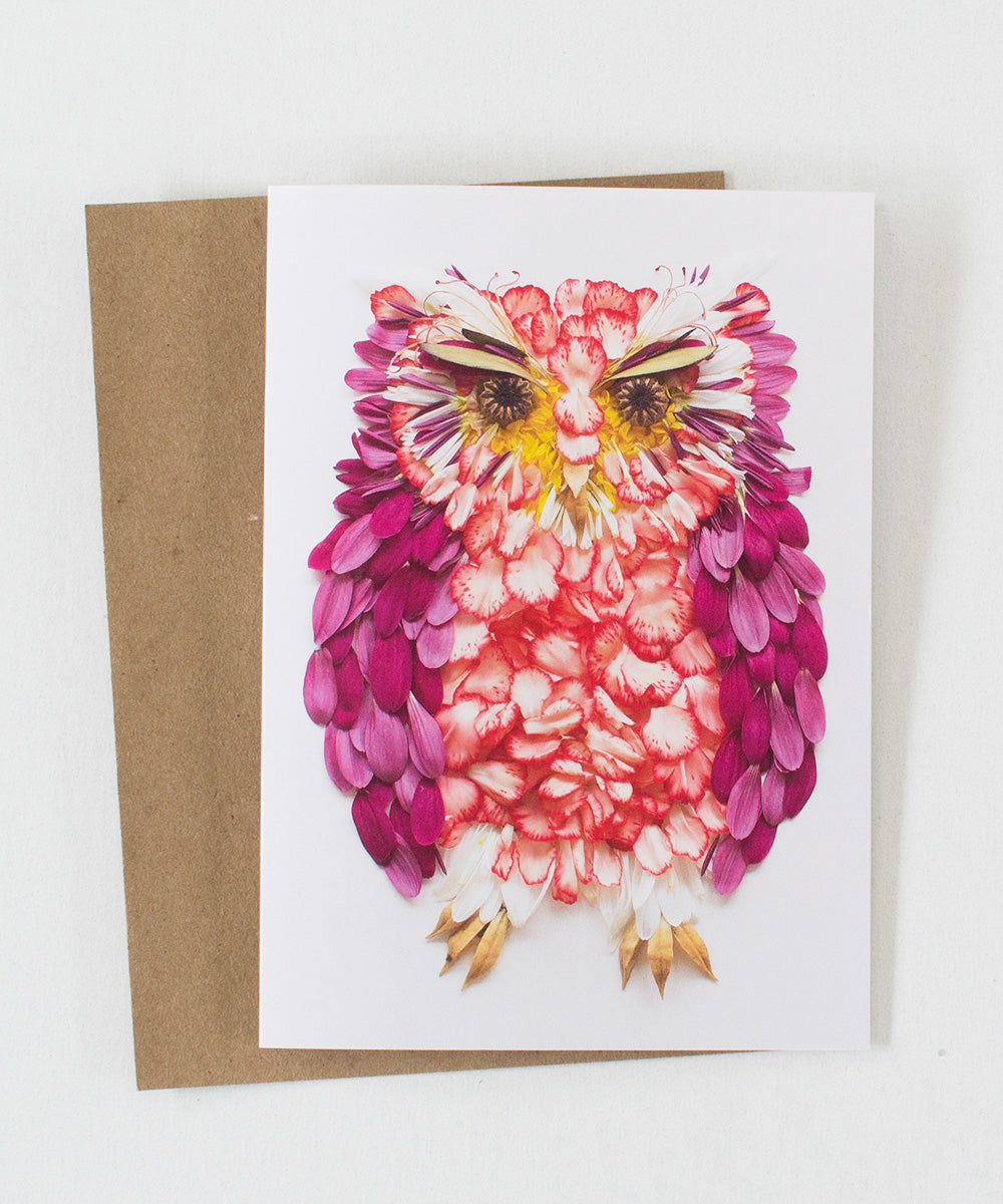 """Owl Always Love You"" Greeting Card - Sister Golden"
