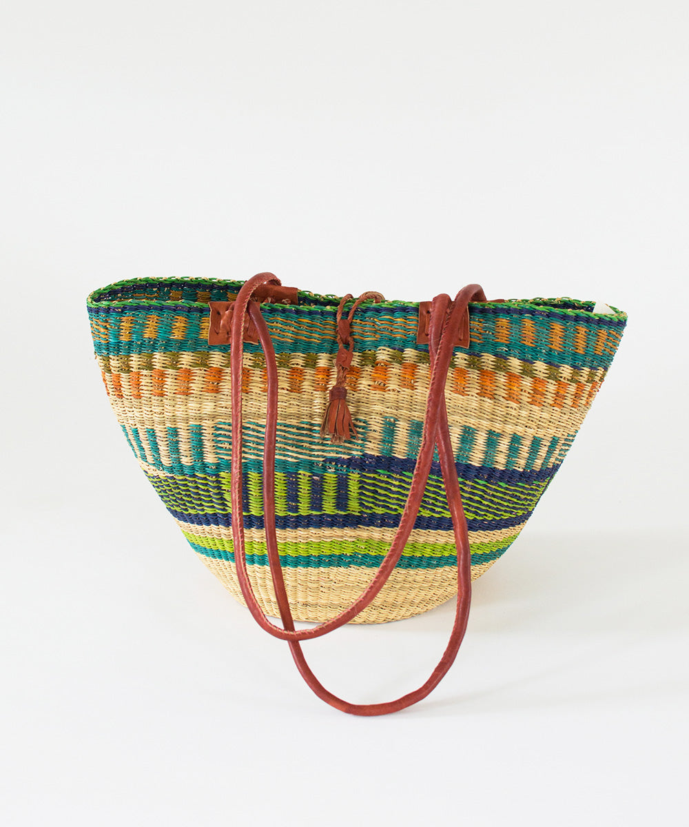 Basket Bag III