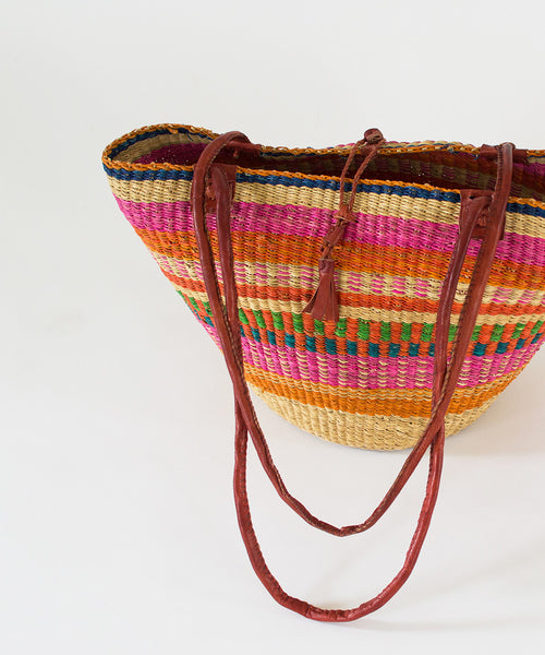 Basket Bag IV