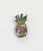 Pineapple Enamel Pin - Sister Golden