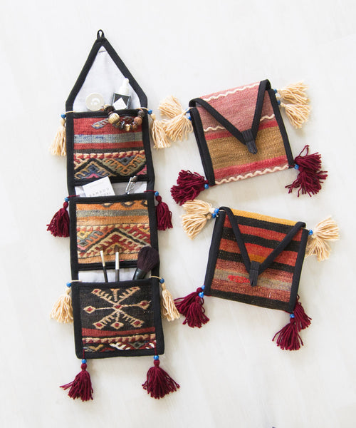 Escape Kilim Caddy