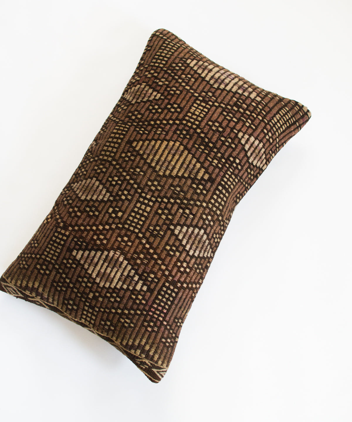 Serpent Kilim Pillow