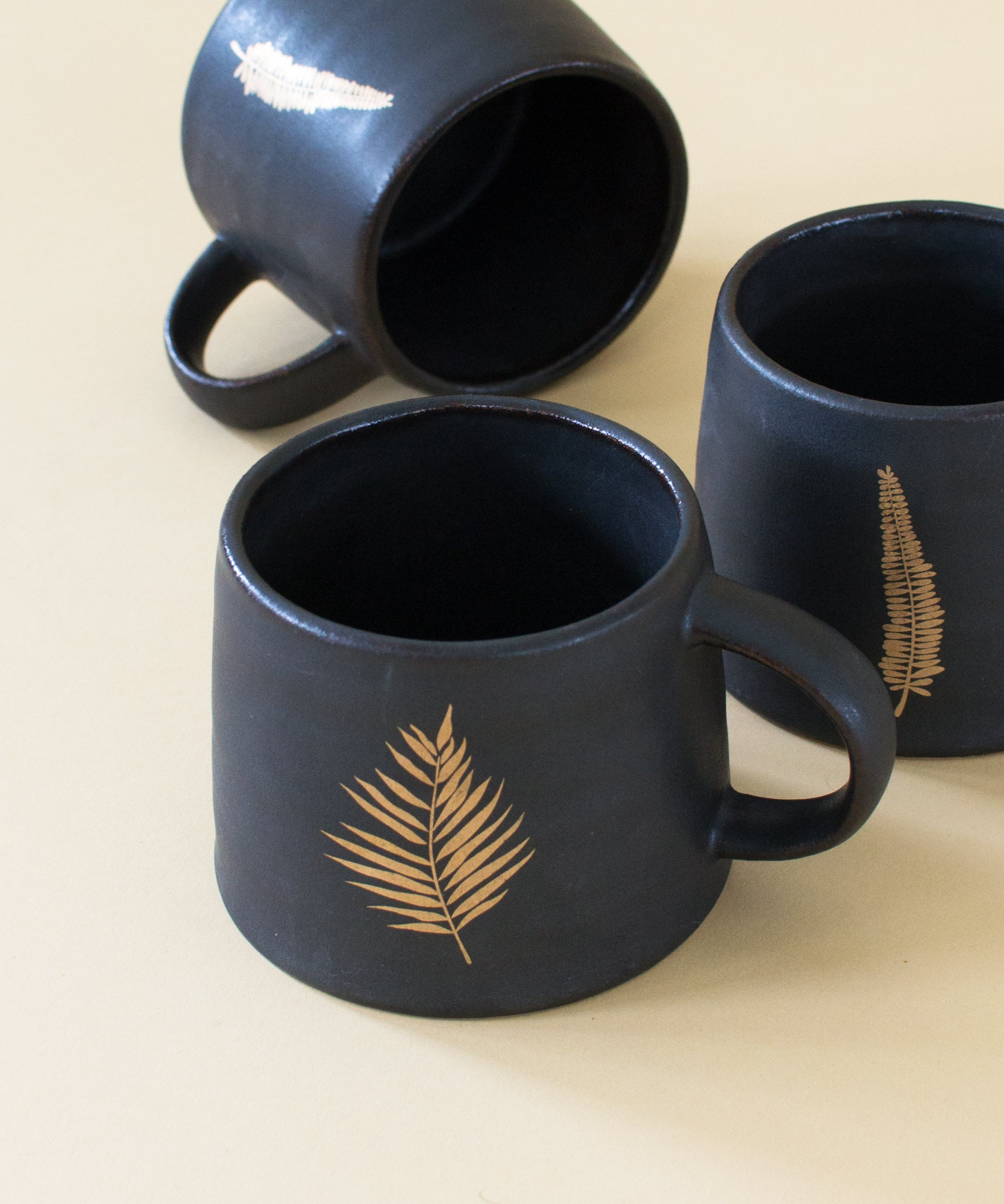 Golden Fern Mug - Sister Golden
