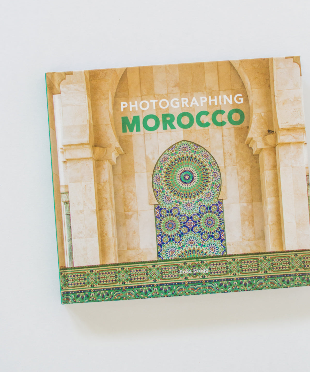 Photographing Morocco