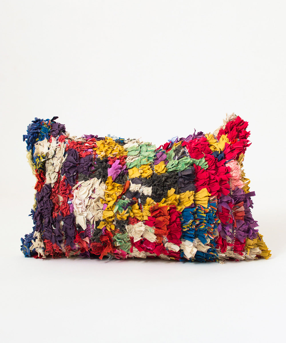 Moroccan Rug Pillow I