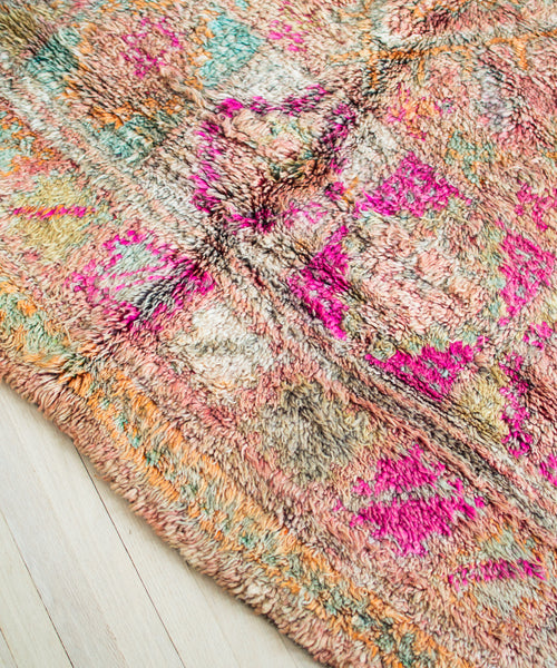 Vintage Kantha Throw XXV