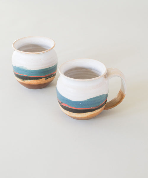 Painted Desert Mug - Sister Golden
