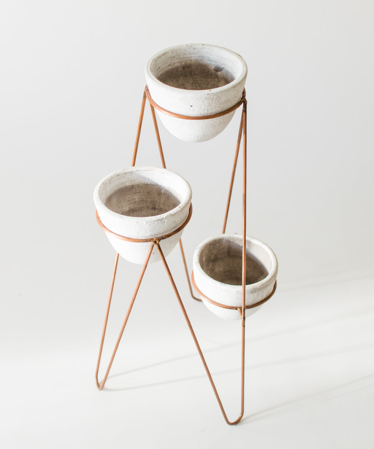 3 Tier Copper Planter