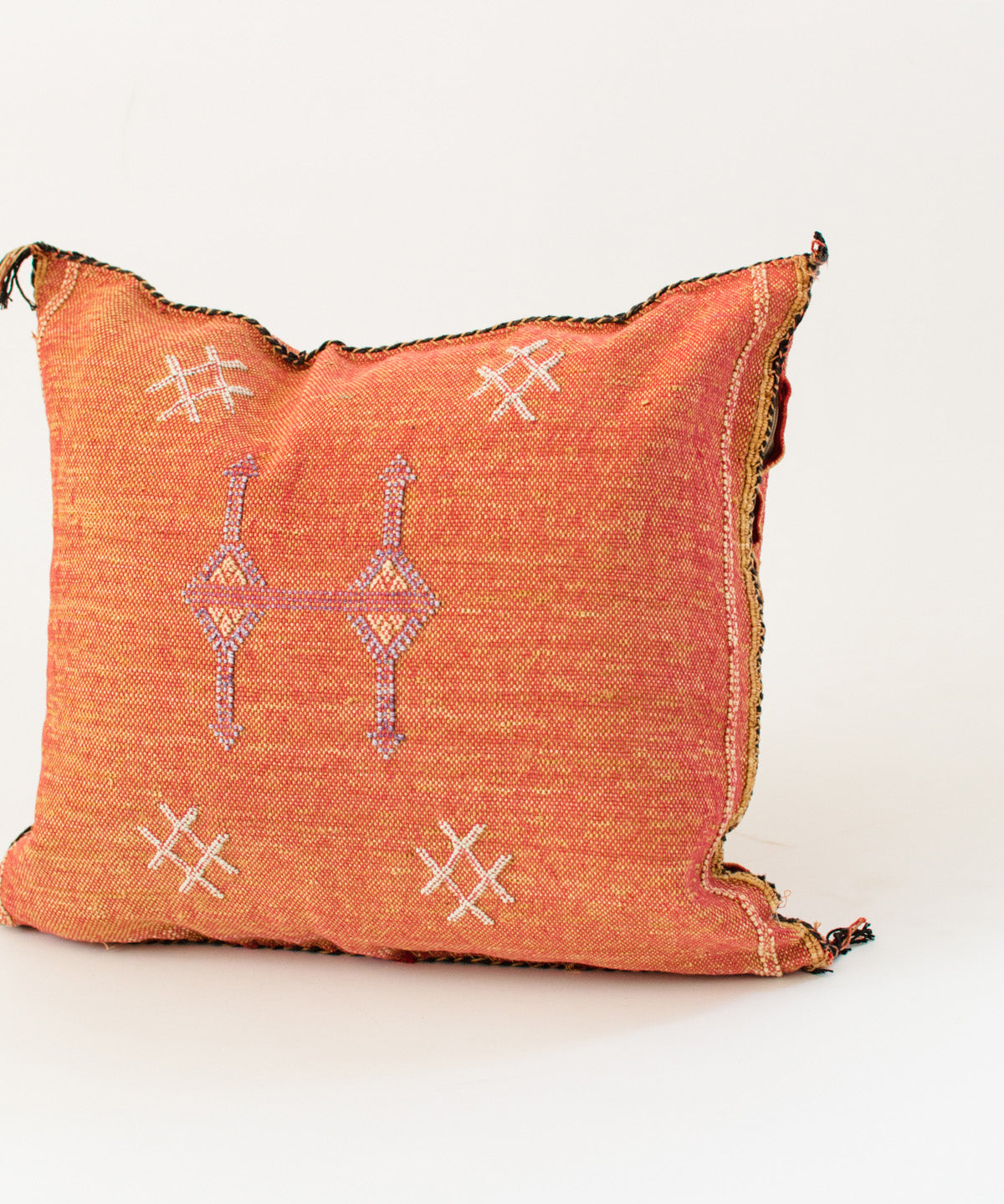 "Alps ""Cactus Silk"" Pillow III"