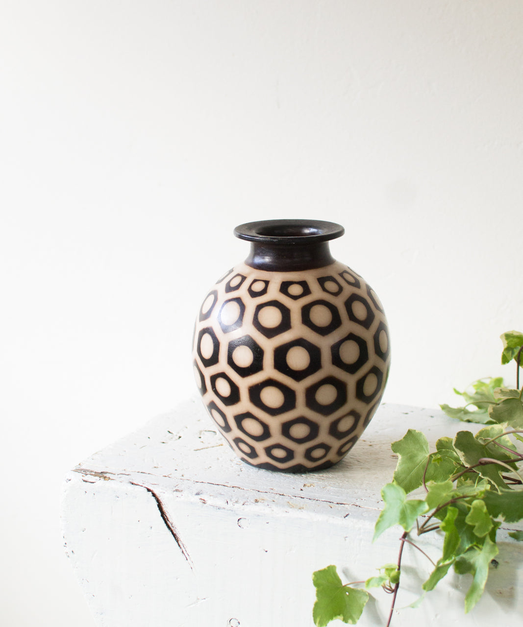 Safari Vase - Sister Golden