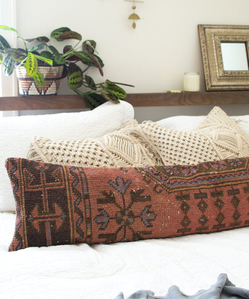 XX-Long Vintage Turkish Pillow II