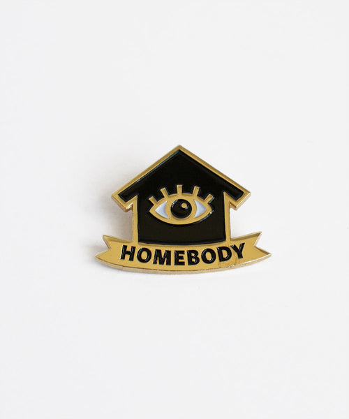 Homebody Pin