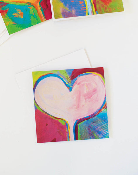 Heart II Greeting Card