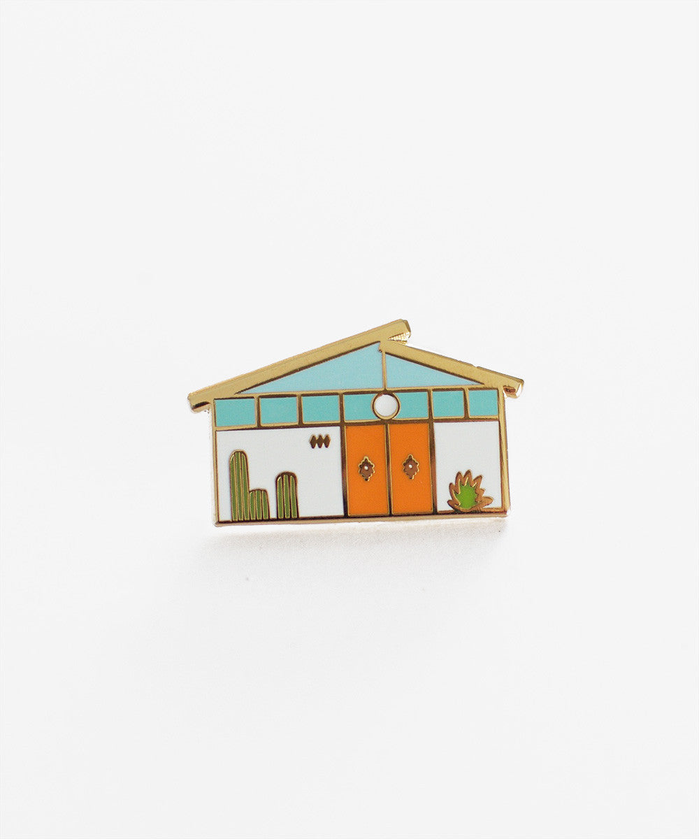 Palm Springs House Pin