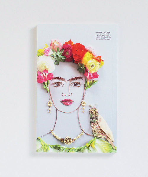 Foraging for Frida Notebook
