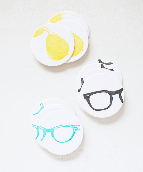 Glasses Coasters
