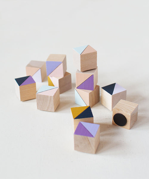 Color Block Magnet Set