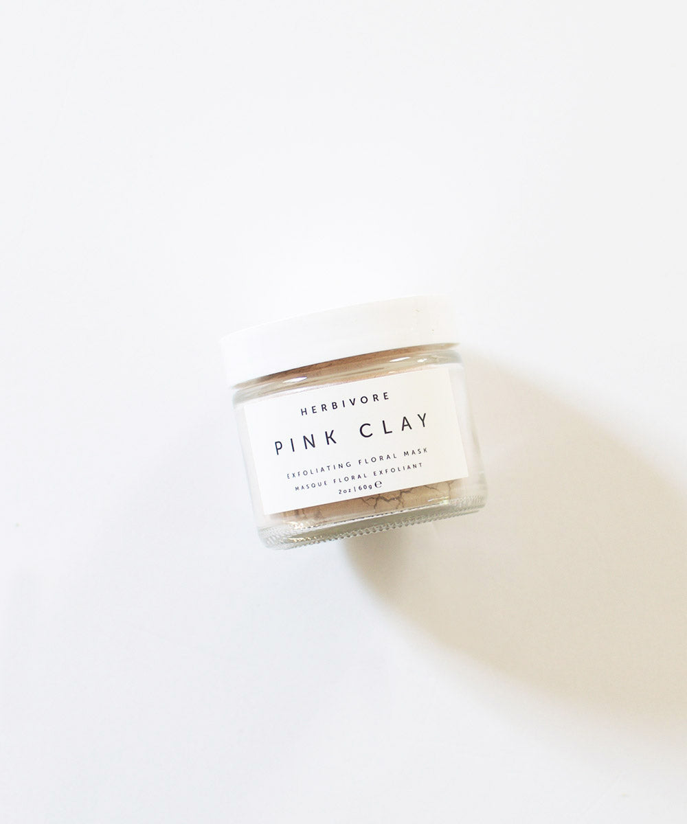 Pink Clay Exfoliating Mask - Sister Golden