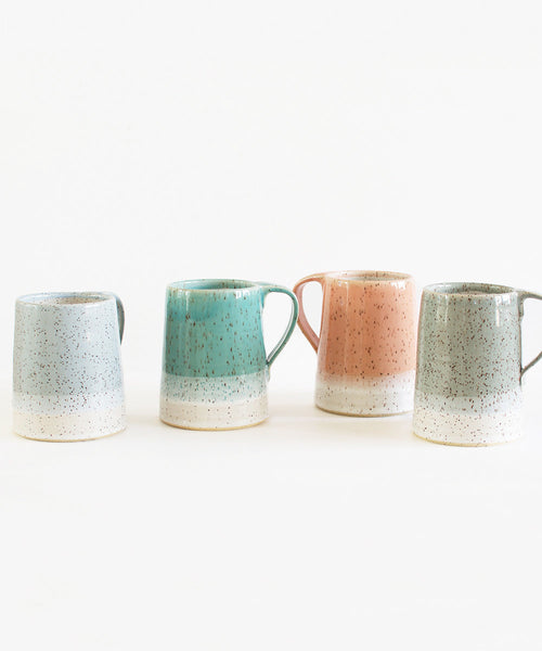 Speckled Dipped Mug (Multiple Colors)