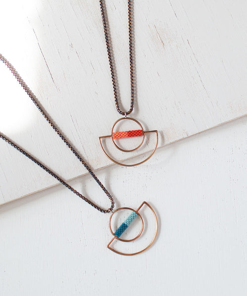 Alki Necklace