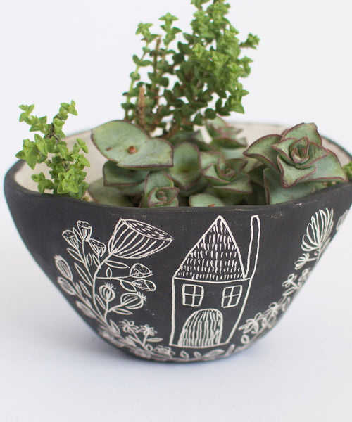 Folk Home Planter