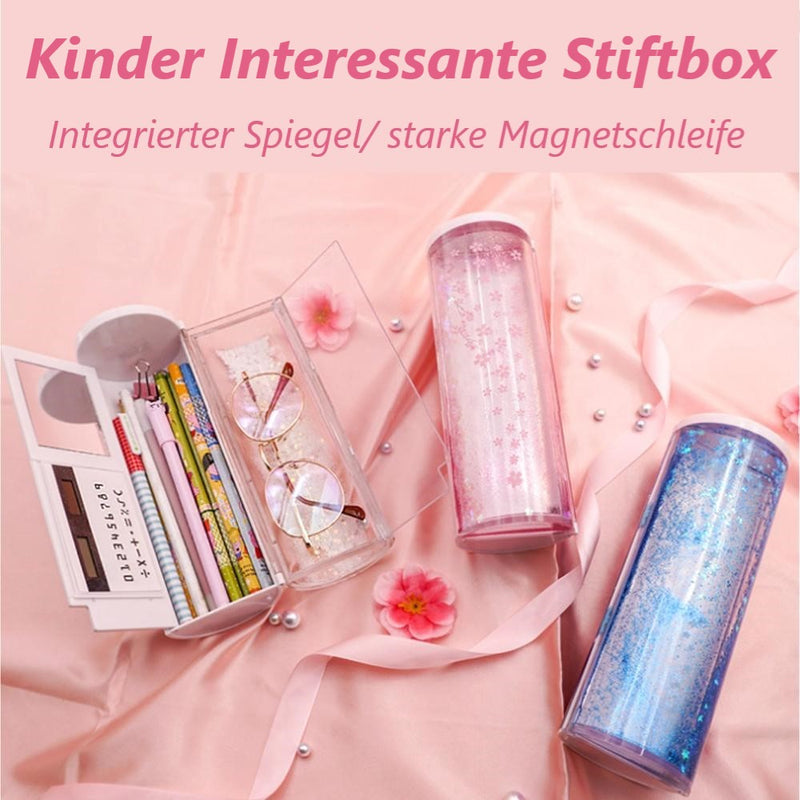 Kinder Interessante Stiftbox